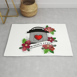 Instant Love Rug