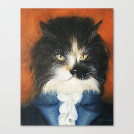 aristochat Canvas Print