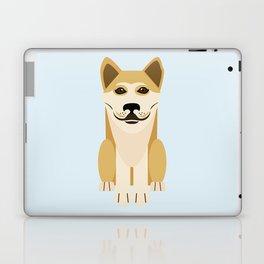 Shiba dog vector Laptop & iPad Skin