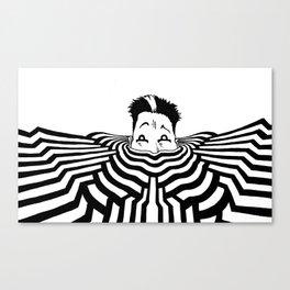 Ripplescape #3 Canvas Print