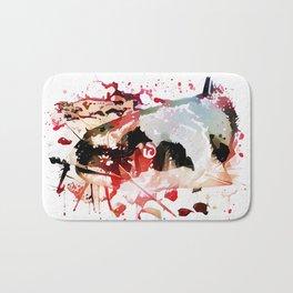 Murder Catfish Bath Mat