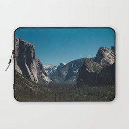 Tunnel View, Yosemite National Park II Laptop Sleeve