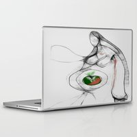 mom Laptop & iPad Skins featuring MOM by Hamed Emami