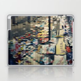 Jumbled Thoughts Laptop & iPad Skin
