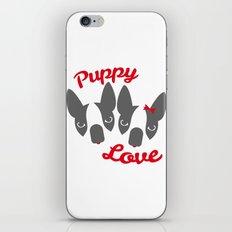 Puppy Love. iPhone & iPod Skin