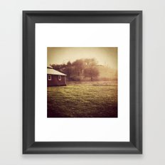 Daylight Comes Framed Art Print