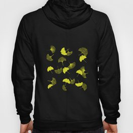 Ginkgo leaves Hoody