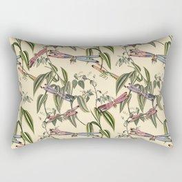 Dragonflies (A Study) Rectangular Pillow