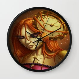 """Time After Time..."" Wall Clock"