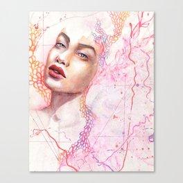 R.E.D. 2 -- Luscious Grace Canvas Print
