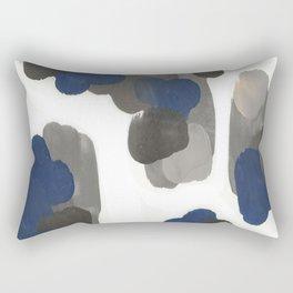 feelin blu Rectangular Pillow