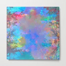 astray and fade Metal Print
