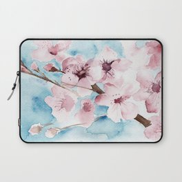 Chery blossoms Laptop Sleeve