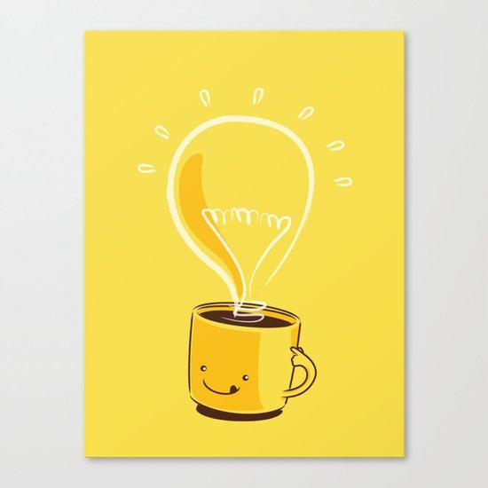 mmmIdeas! Canvas Print