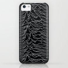Unknown Radio Waves - Unknown Pleasures iPhone 5c Slim Case