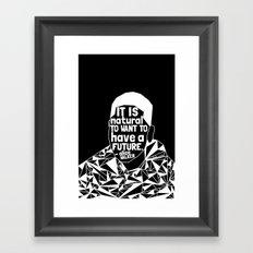 Tamir Rice - Black Lives Matter - Series - Black Voices Framed Art Print