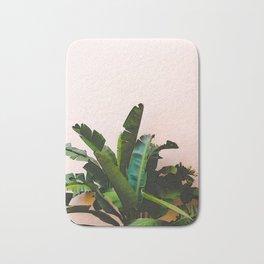#tropical #leaf Bath Mat