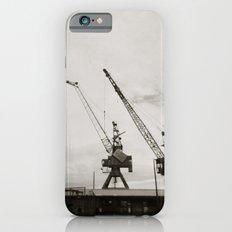 { dancing cranes } Slim Case iPhone 6s