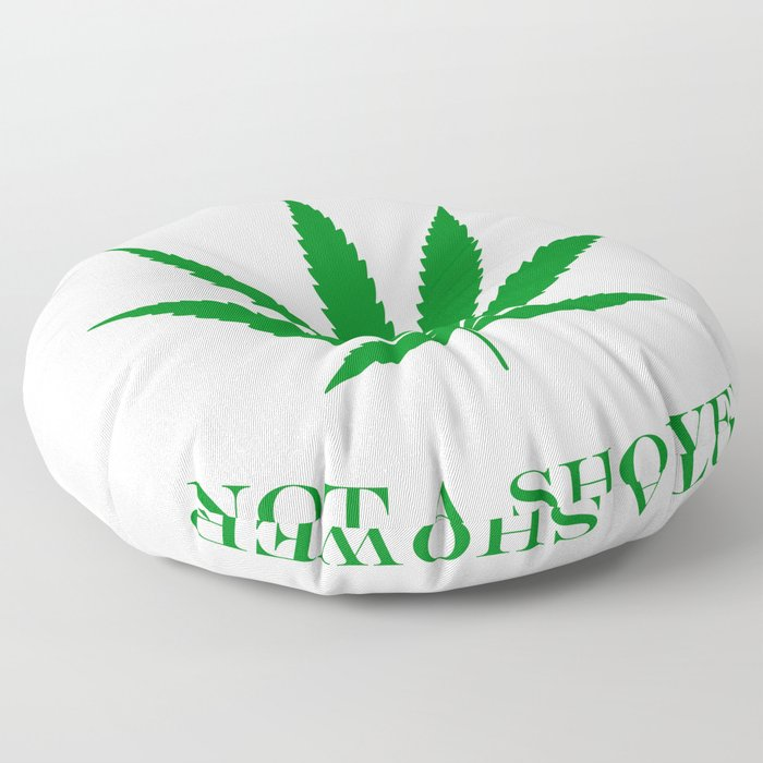 Marijuana Dispensary Legal Weed Floor Pillow