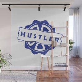 Hustler Mode ! Wall Mural