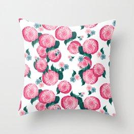 Spring Floral Dream #10 #decor #art #society6 Throw Pillow