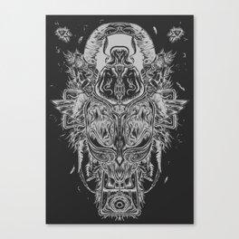 Khepra Canvas Print