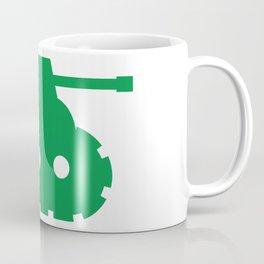 Mini-Tank Coffee Mug