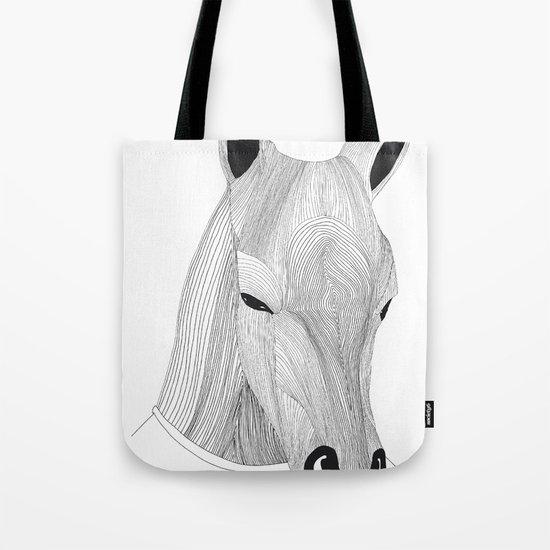 -Horse- Tote Bag