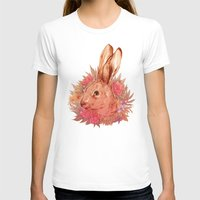 hare T-shirts featuring Hare by batcii