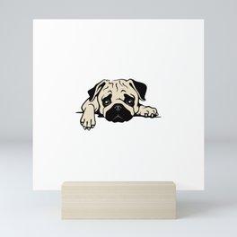Ruff Patch Rescue Mascot Mini Art Print