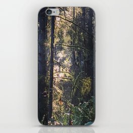 Forest Jewels iPhone Skin