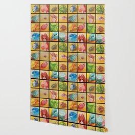 Lollipops 1-32 combined Wallpaper