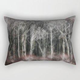Ohio Trees Rectangular Pillow