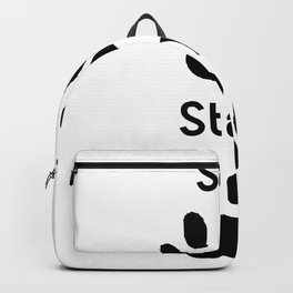 Drink Sit Stay Drink Backpack