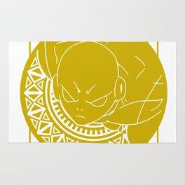Stained Glass - Dragonball - Jiren Rug