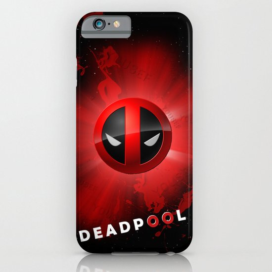 Deadpool iPhone & iPod Case