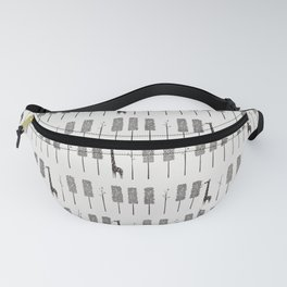 The Pianist Fanny Pack