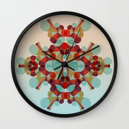 Fallology Wall Clock