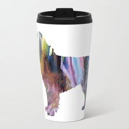 Newfoundland Dog Travel Mug