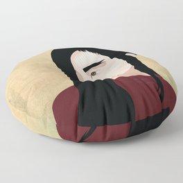 Portrait MVC NYC Floor Pillow