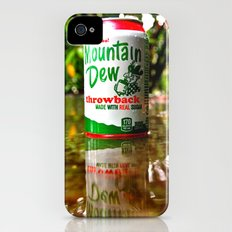 Mountain Dew reflected Slim Case iPhone (4, 4s)