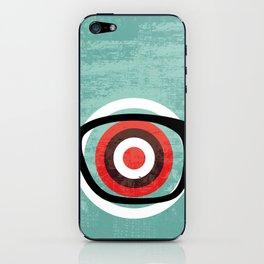 bullseyes iPhone Skin
