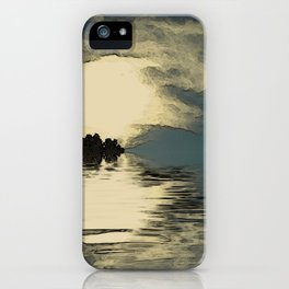 When All That's Left Is Sun  iPhone Case