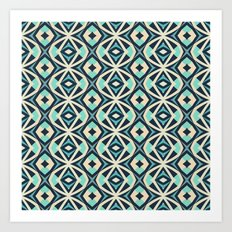 Mix #608 Art Print