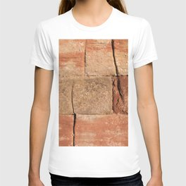 Ancient Sandstone Wall T-shirt