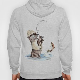 Natures Fisherman Hoody