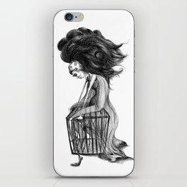 Madame Vaudeville iPhone Skin