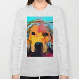 Golden Retriever 4 Long Sleeve T-shirt
