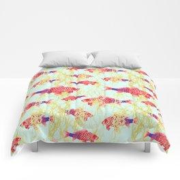 Carpe Diem  with Seaweed Comforters