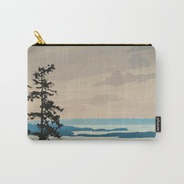 Gulf Islands National Park Reserve Carry-All Pouch
